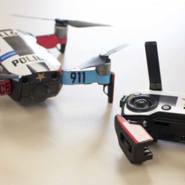 DJI Mavic Air - Police Inteceptor