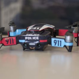 DJI Mavic Air - Police Inteceptor